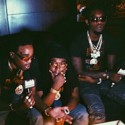 "Migos ""Young Rich Niggas 2"" Mixtape Stream, Cover Art & Tracklist"