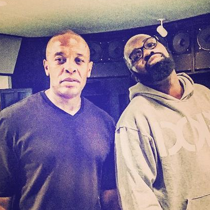 Dr. Dre & Xzibit Reunite With Slim The Mobster