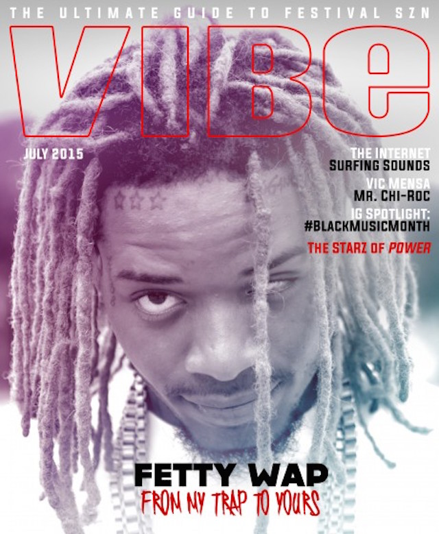"""Fetty Wap: """"People Used To Be Scared To Come Up To Me"""