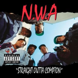 "N.W.A's ""Straight Outta Compton"" Certified Triple Platinum"
