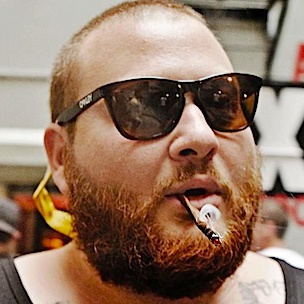 Action Bronson Punches Fan At London's Lovebox Festival