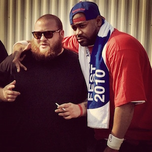 "Action Bronson On Ghostface Killah: ""[He] Isn't Rapping Like This No More"""