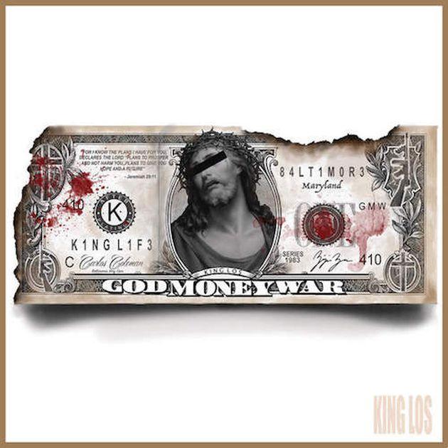 King Los - God, Money, War