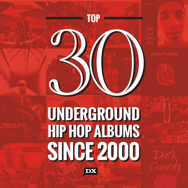 The 30 Best Underground Hip Hop Albums Since 2000