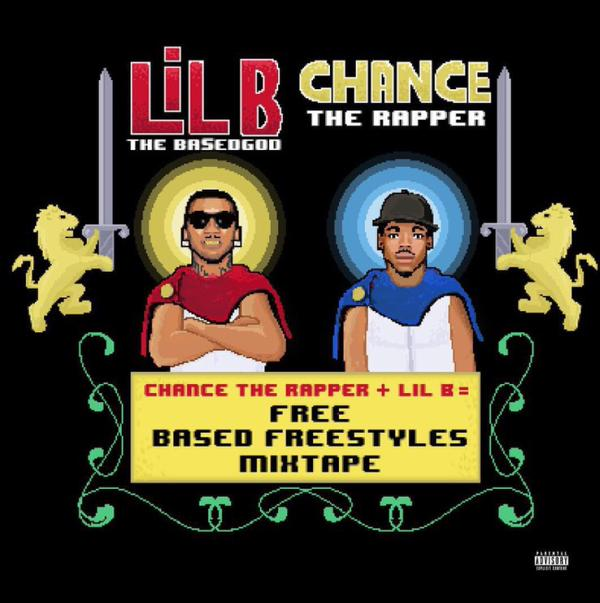 Chance The Rapper & Lil B - Free (Based Freestyles Mixtape)