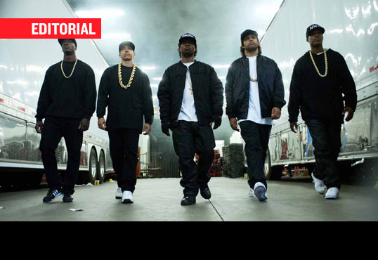 """Straight Outta Compton"" Unrated Director's Cut Release Date Announced"