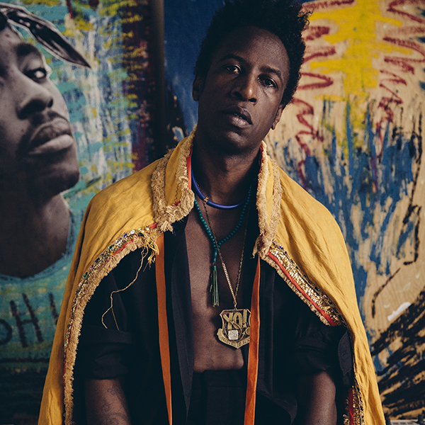 """Saul Williams Is Here To Blow Up Your Illusions On """"MartyrLoserKing"""""""