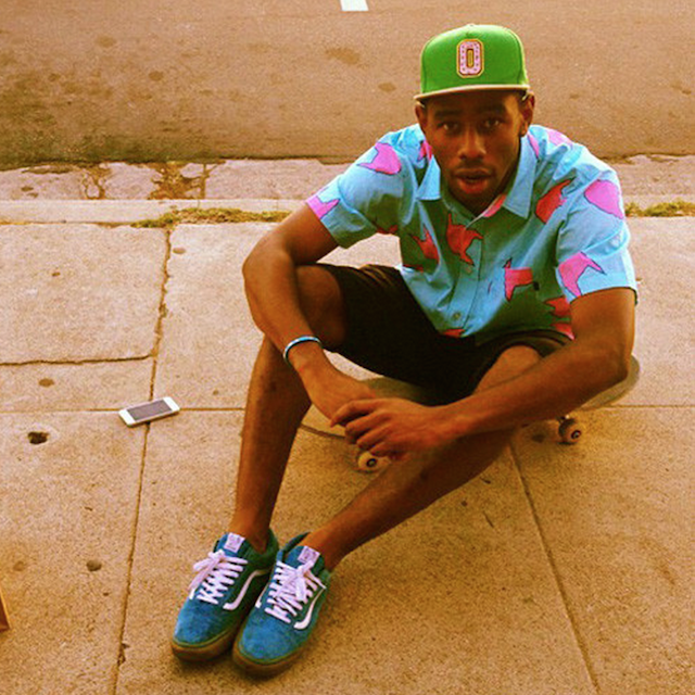 905127c5ff1564 Tyler The Creator Previews 2015 Vans Collection. August 20 ...