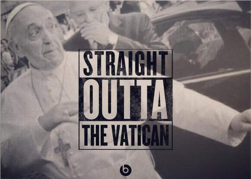 """All Eyez On Memes: Drake & Future's """"What A Time To Be Alive"""" Dominates  While Pope Francis Makes His First U.S. Visit   HipHopDX"""