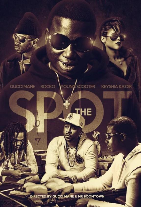 Gucci Mane The Spot