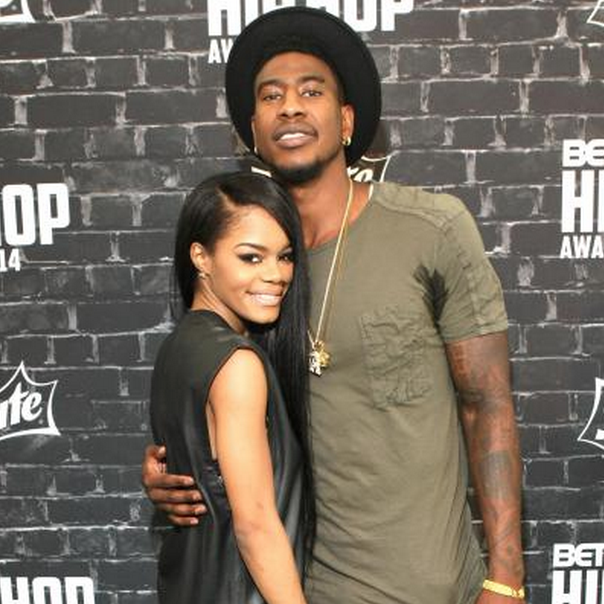 Teyana Taylor Expecting Child With Iman Shumpert