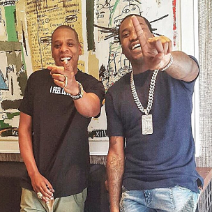 Meek Mill Shares Lessons Learned From Jay Z
