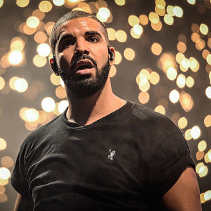 """Drake Responds To Fans Chanting """"Fuck Meek Mill"""" During Concert"""