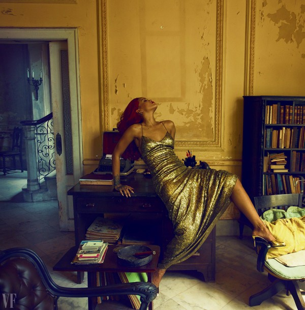 Rihanna Vanity Fair 3