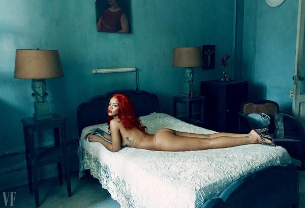 Rihanna Vanity Fair 4