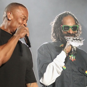 """Dr. Dre & Snoop Dogg Recall Creating """"Deep Cover"""""""