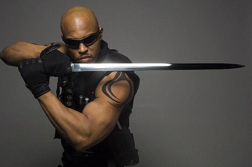 "Sticky Fingaz Discusses Keith Murray Vs. Fredro Starr Battle; ""Blade"" TV Series"