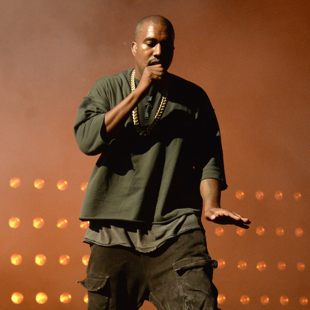 "Kanye West & Hype Williams Accused Of Stealing Title Sequence For ""All Of The Lights"""