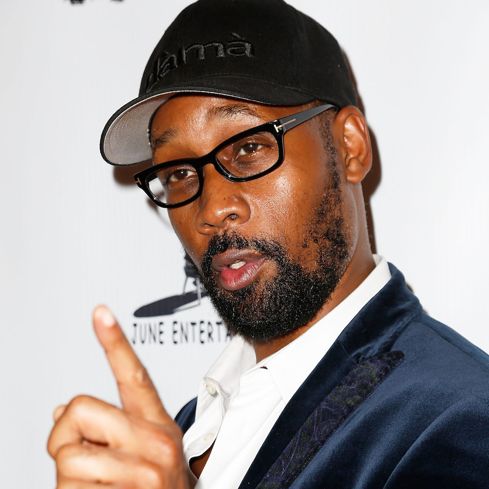 RZA Donates To Chess Program To Benefit St. Louis Youth