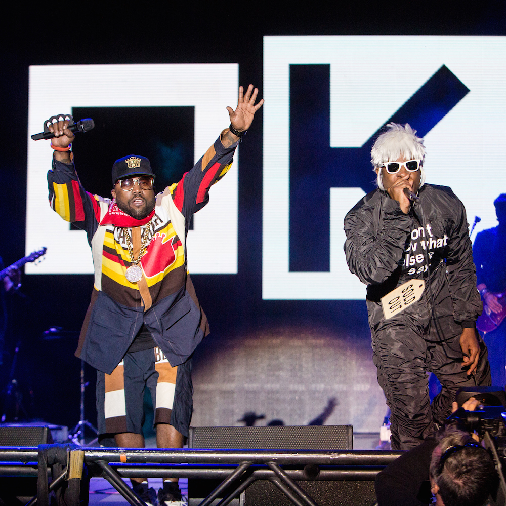 OutKast Turned Down An Offer To Perform At The Super Bowl
