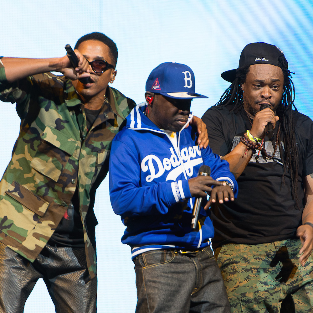 "A Tribe Called Quest To Reunite On ""The Tonight Show"""