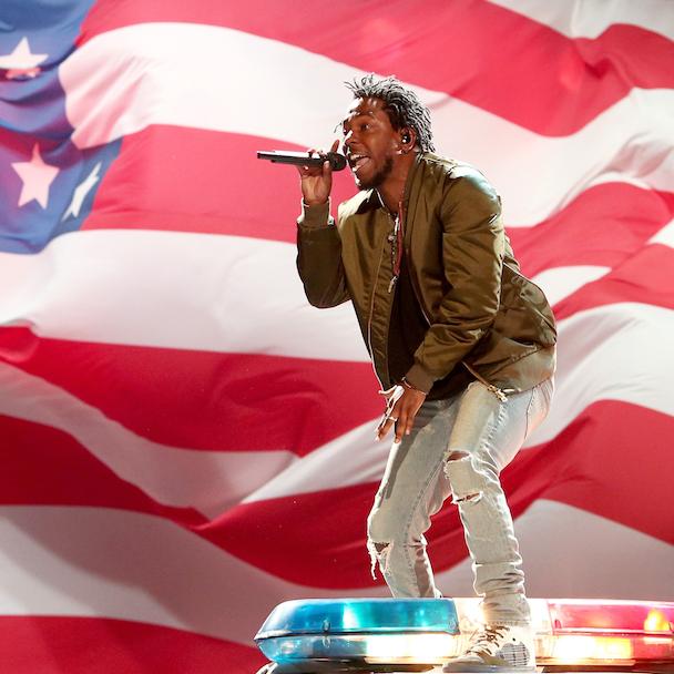 Kendrick Lamar's Big, Fat, American Album