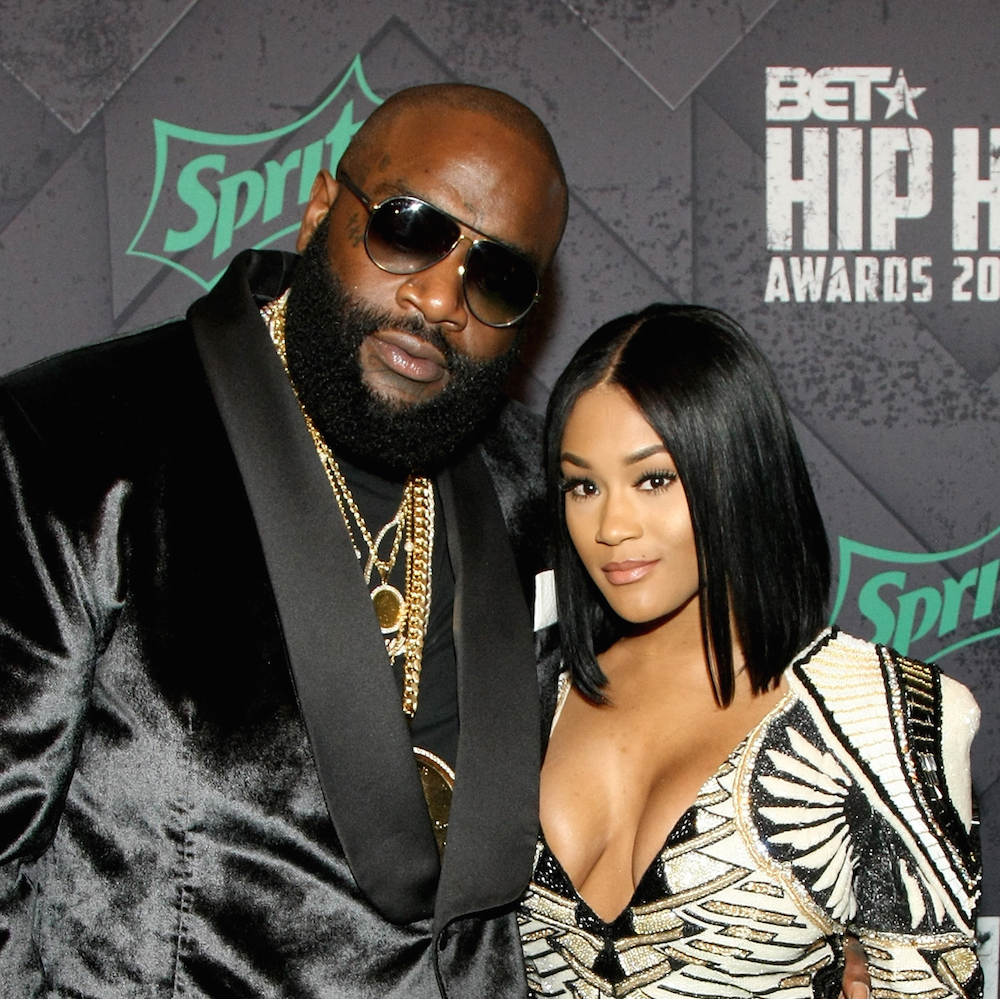 Rick Ross & Lira Galore Reportedly Back Together