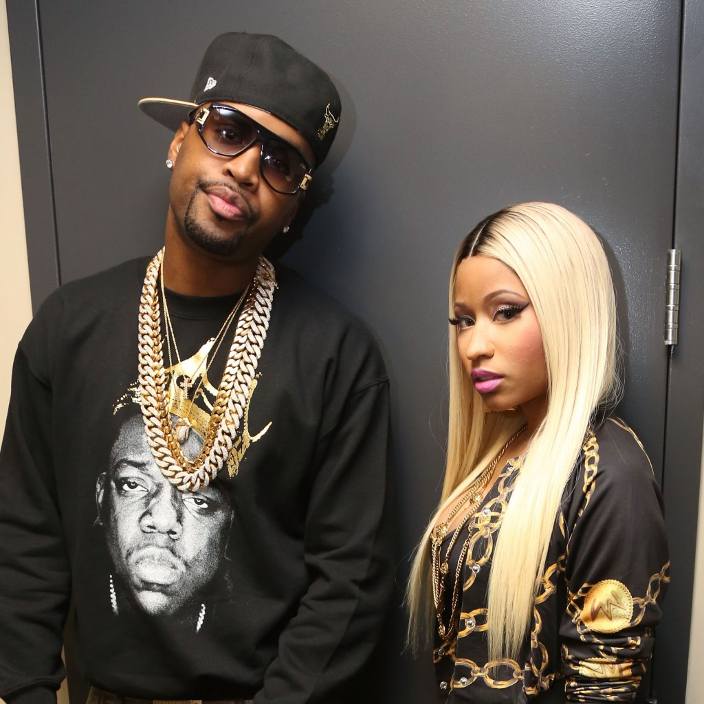 Safaree Samuels To Sue Nicki Minaj