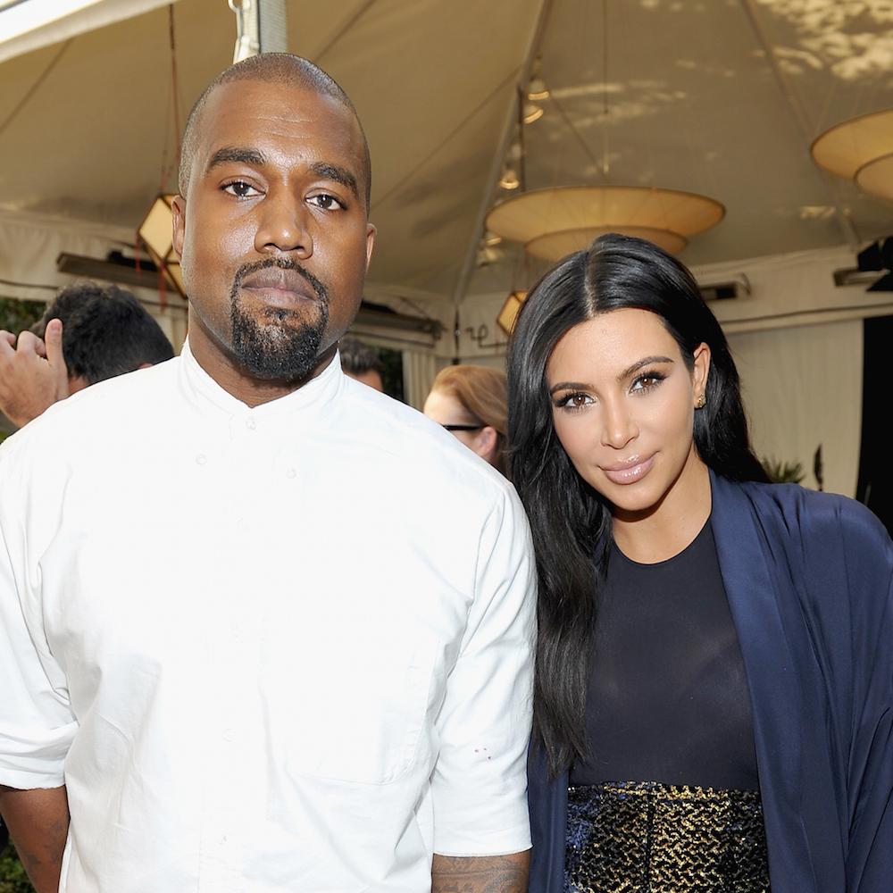 Kanye West & Kim Kardashian Visit Lamar Odom In Hospital