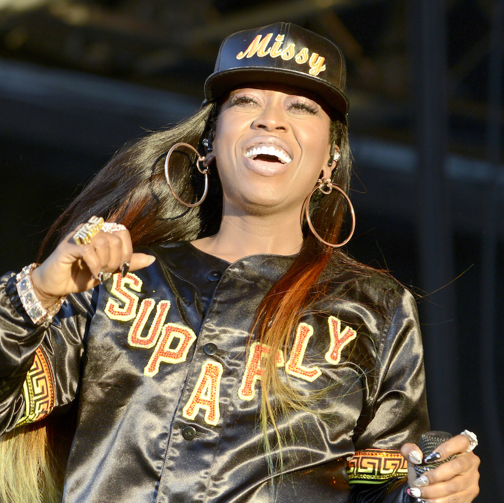 Missy Elliott Describes How Super Bowl Performance Inspired Her To Reignite Solo Career