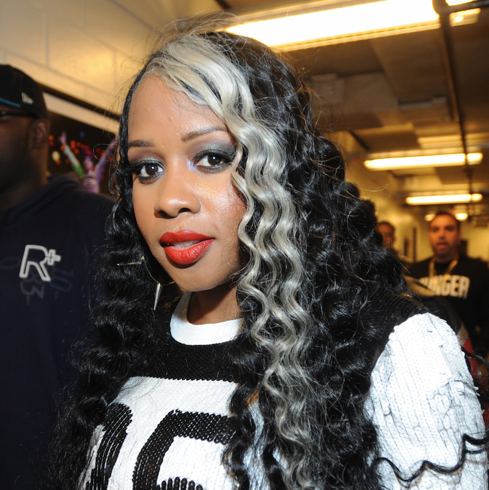 Remy Ma Asserts Her Position As Best Female Rapper