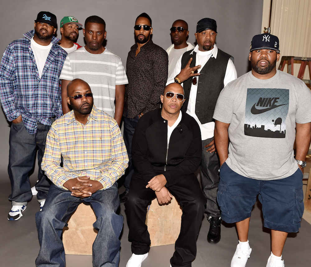 """Wu-Tang Clan's """"Once Upon A Time in Shaolin"""" Album Purchased"""