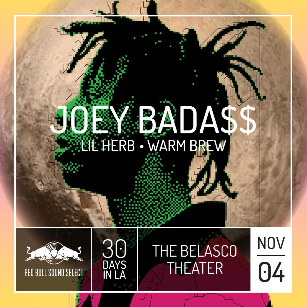 Joey Bada$$ Ticket Giveaway!