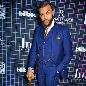 Jidenna Reacts To Game Dressing Up As Him For Halloween