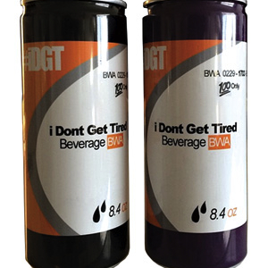 "Kevin Gates' ""I Don't Get Tired"" Energy Drink Vended By Houston Distributing Company"