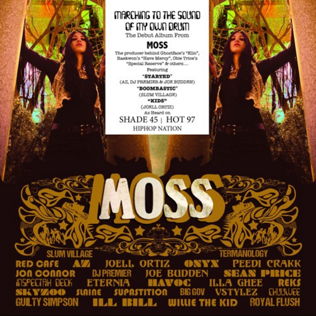 "MoSS ""Marching To The Sound Of My Own Drum"" Release Date, Cover Art, Tracklist & Album Stream"