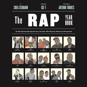 "Author Shea Serrano Explains How He Chose Artists For ""The Rap Yearbook"""