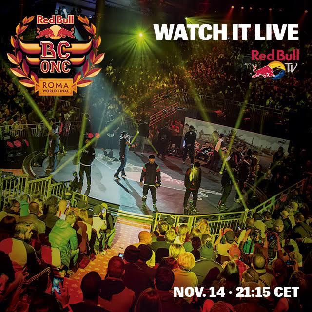 Red Bull BC One World Final Live Stream