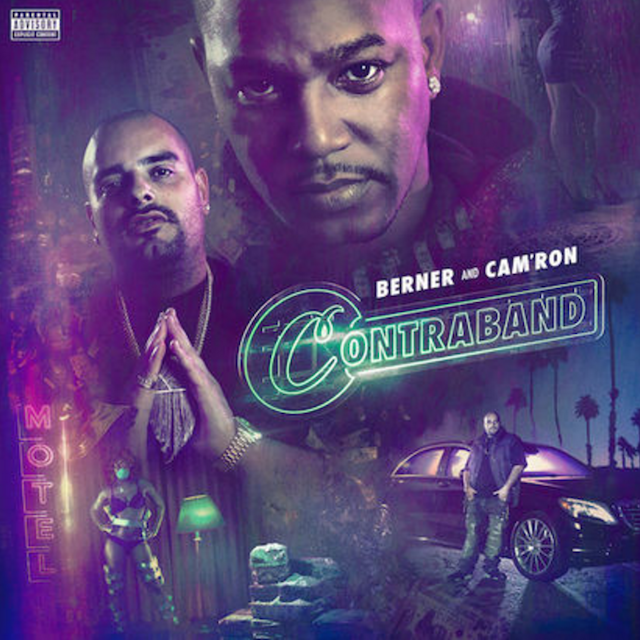 "Berner & Cam'ron ""Contraband"" Release Date, Cover Art, Tracklist, iTunes Purchase Link & EP Stream"