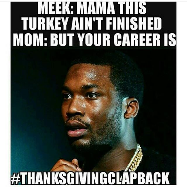 All Eyez On Memes: Thanksgiving Edition Featuring Drake