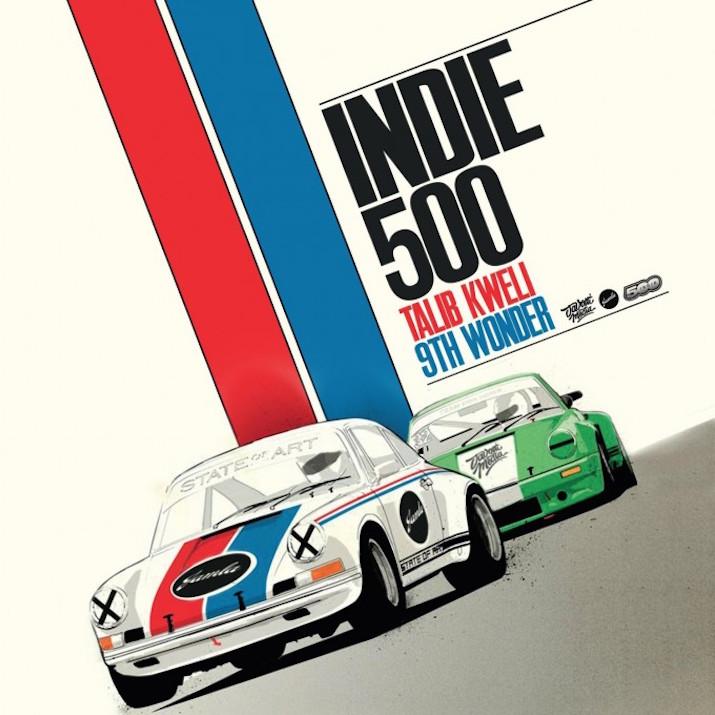 Talib Kweli & 9th Wonder – Indie 500