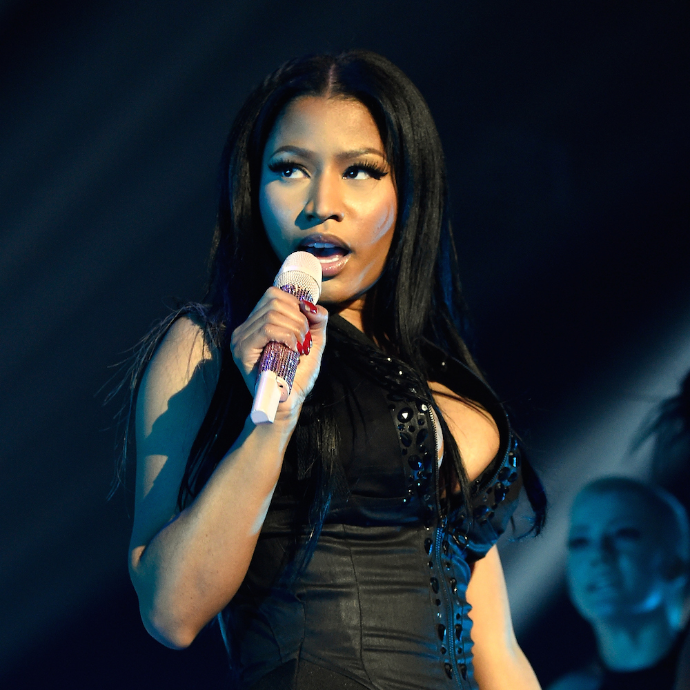 Nicki Minaj To Perform In Angola Despite Human Rights Foundation Protest