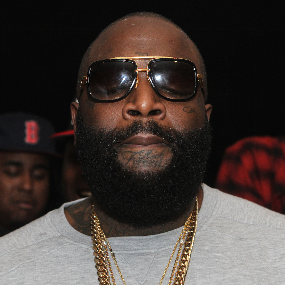 """Rick Ross Disses Drake, Lil Wayne & Puff Daddy On """"Color Money"""""""
