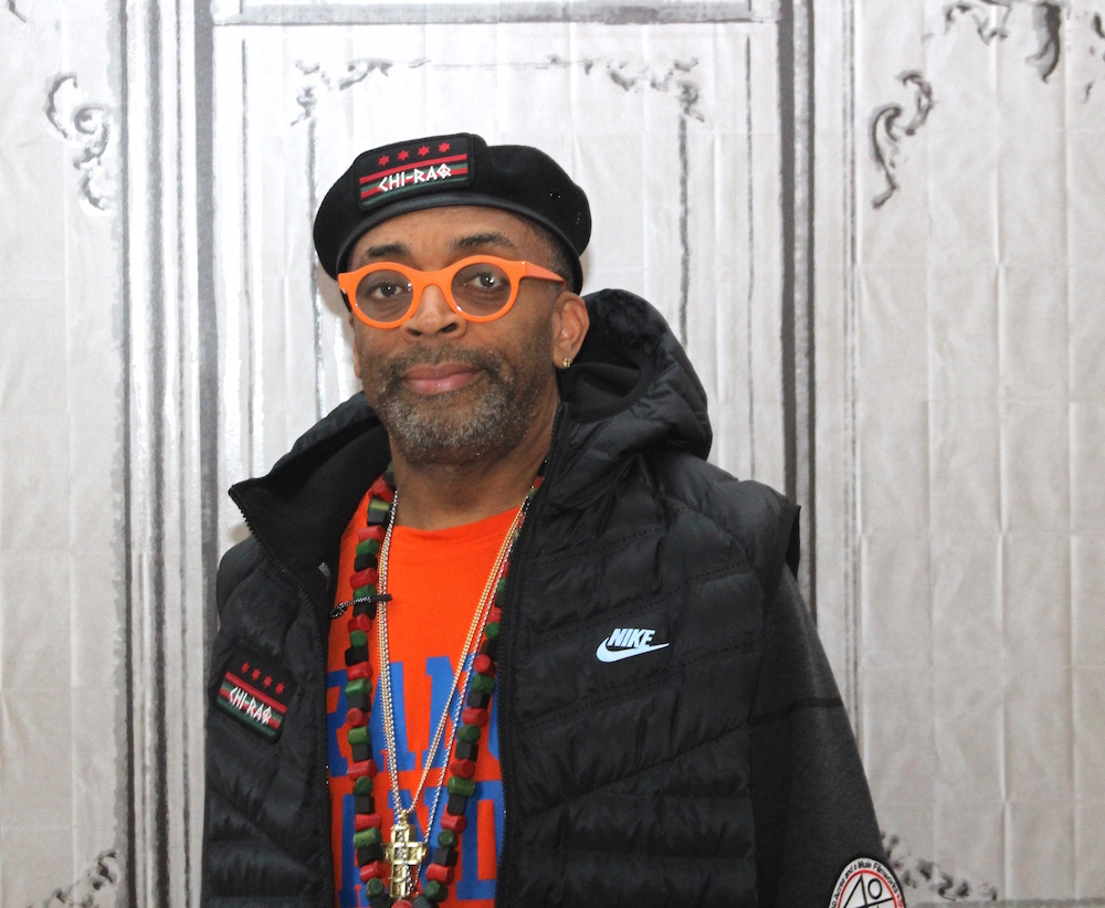 """Spike Lee Responds To Chance The Rapper's """"Chi-Raq"""" Criticism"""
