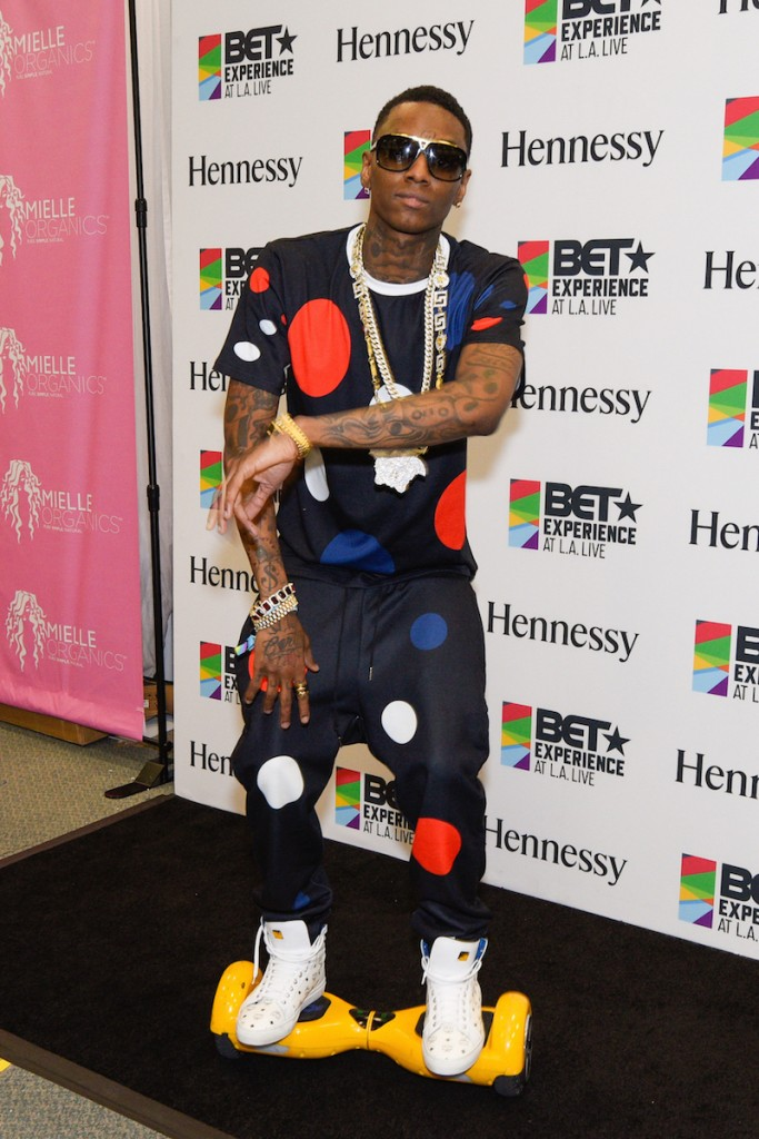 Soulja Boy's Hoverboard Company Scammed Out Of $175,000