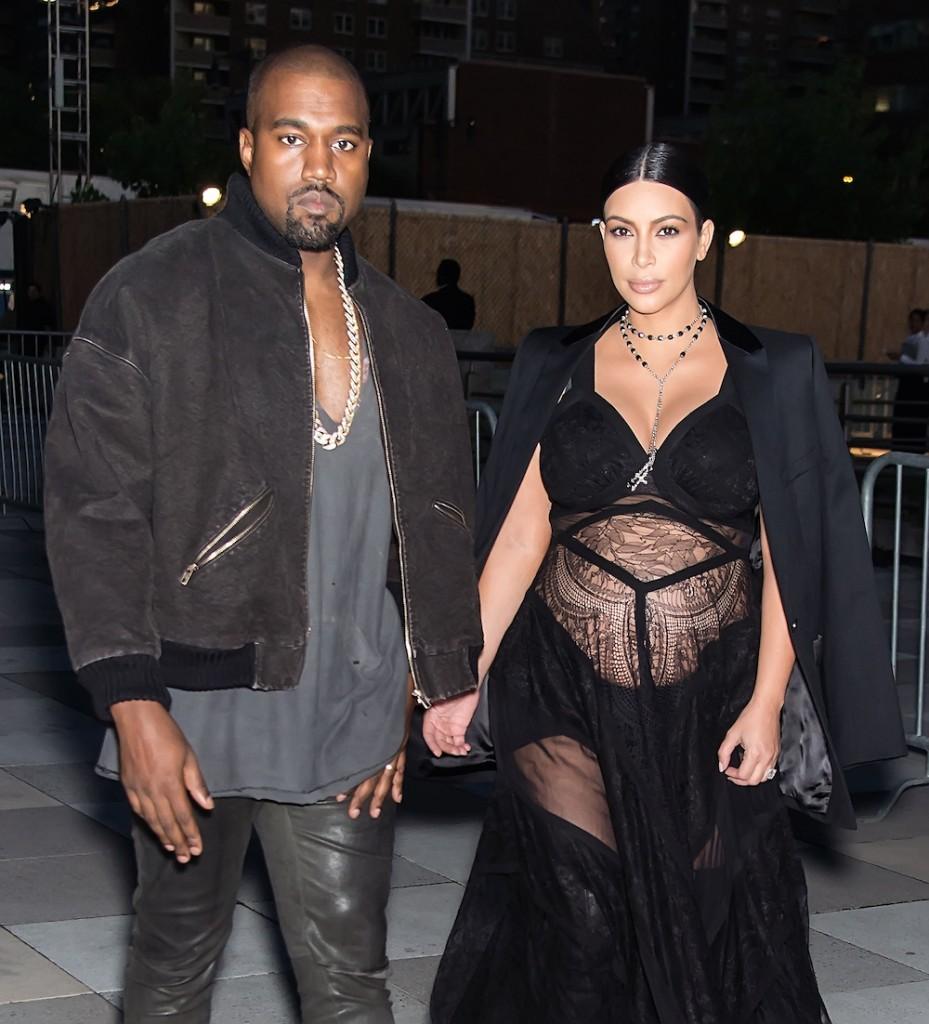Kanye West & Kim Kardashian Decide To Stop Having Children