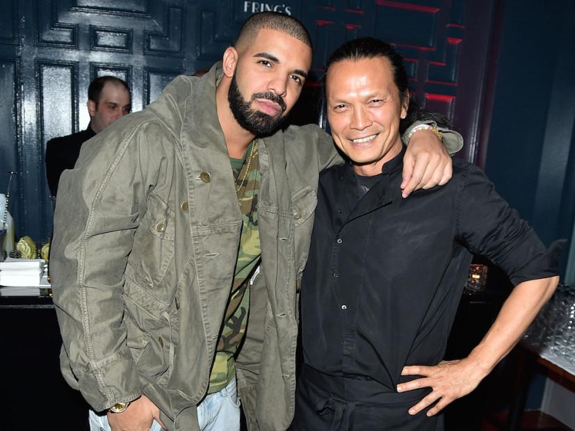 Drake Details Fring's Restaurant Involvement