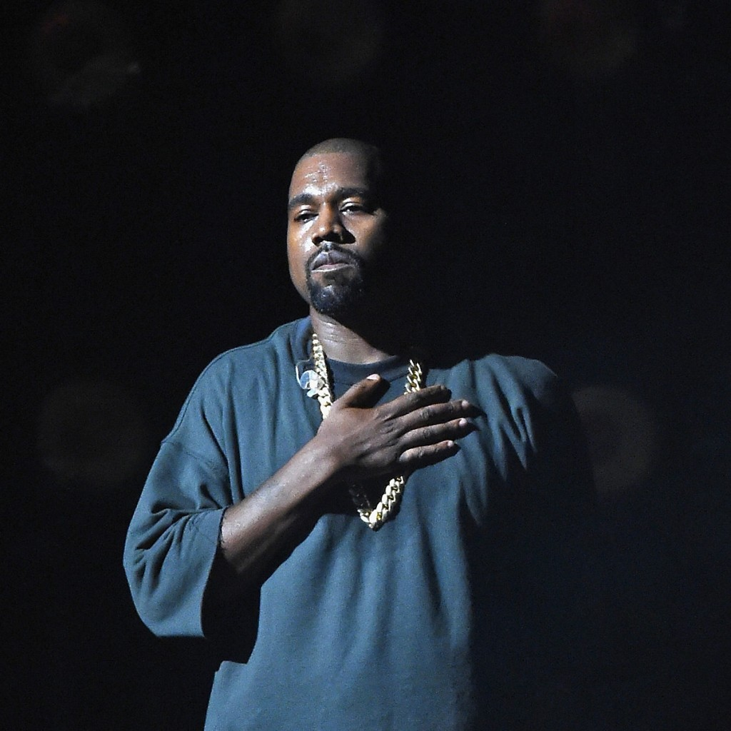 Kanye West Awarded GQ's Most Stylish Man Of 2015