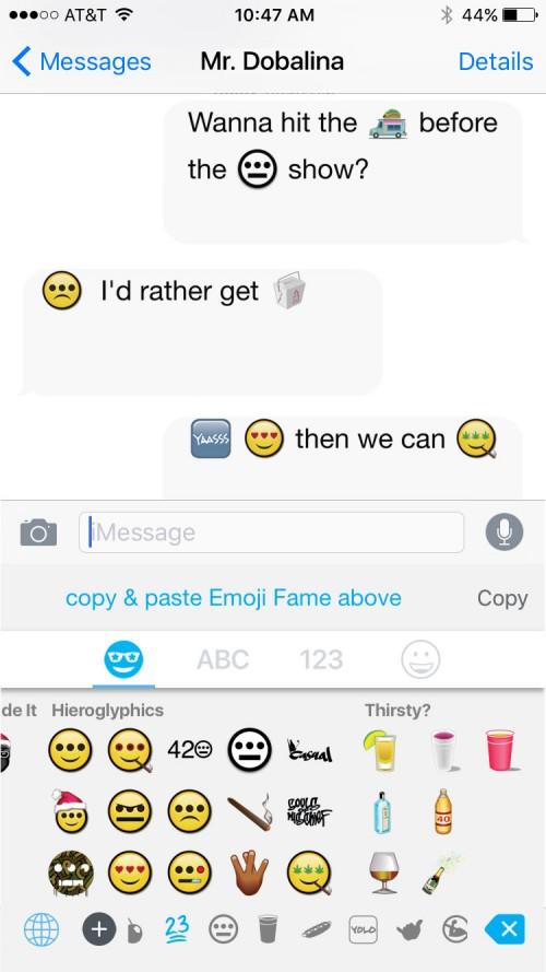 Hiero Emoji 2