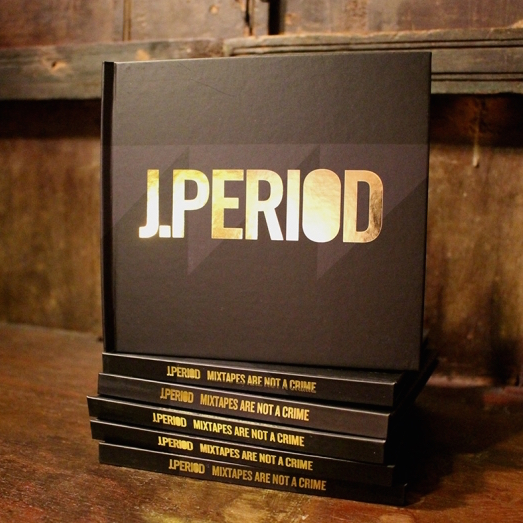 """J. Period To Release """"The Everything Collection"""""""